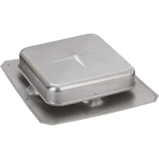 Airhawk 50 In. Mill Aluminum Square Roof Vent