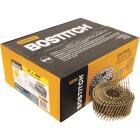 Bostitch 15 Degree Wire Weld Galvanized Coil Siding Nail, 2 In. x .092 In. (3600 Ct.) Image 1
