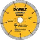 DeWalt Extended Performance 4 In. Tuck Point Segmented Rim Dry/Wet Cut Diamond Blade Image 1