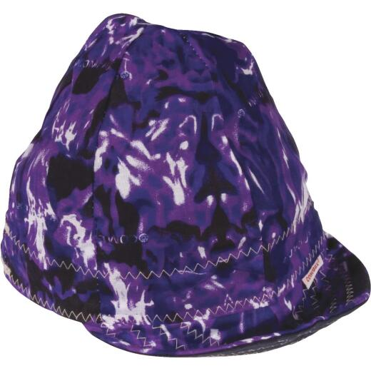 Forney Size 7 Multi-Colored Welding Cap