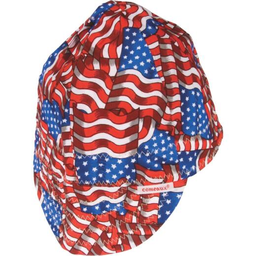 Forney Size 7-3/8 Multi-Colored Welding Cap