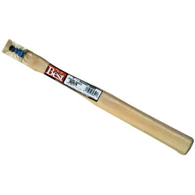 Do it Best 14 In. Straight Hickory Ball Peen Hammer Handle