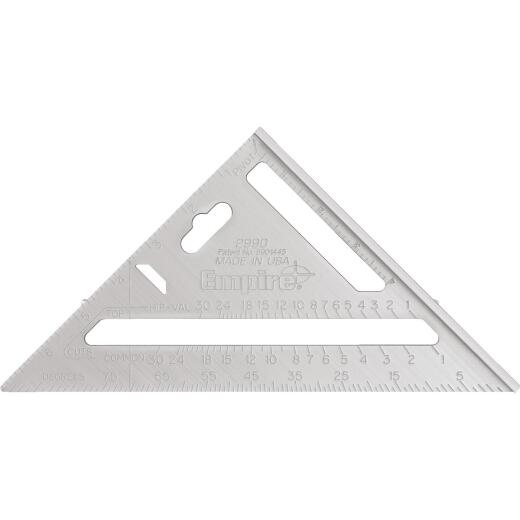 Empire Magnum 7 In. Aluminum Heavy-Duty Rafter Square