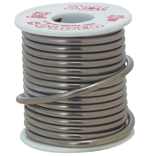 Do it 1 lb Solid 50% Tin, 50% Lead Solder