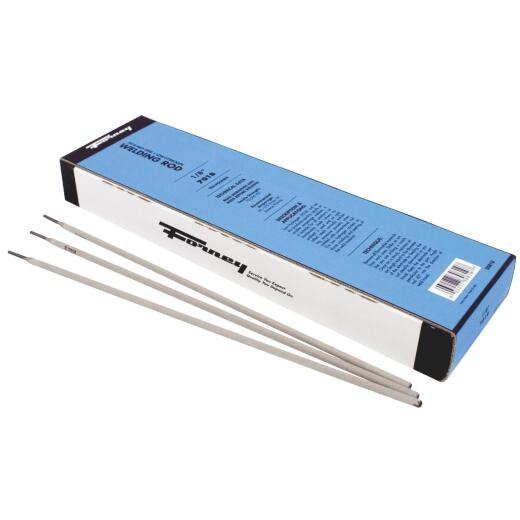 Forney E7018 Mild Steel Low Hydrogen Electrode, 1/8 In., 10 Lb.