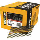 Bostitch 21 Degree Plastic Strip Coated Full Round Head Framing Stick Nails, 3-1/4 In. x .131 In. (4000 Ct.) Image 1
