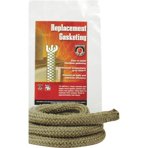 Meeco's Red Devil 1 In. x 6 Ft. Bronze Rope Gasketing