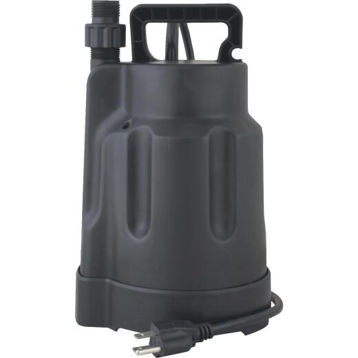 Do it 1/6 H.P. Submersible Utility Pump