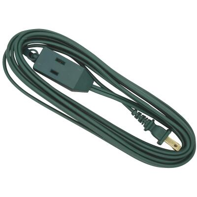 Do it 12 Ft. 16/2 Green Cube Tap Extension Cord