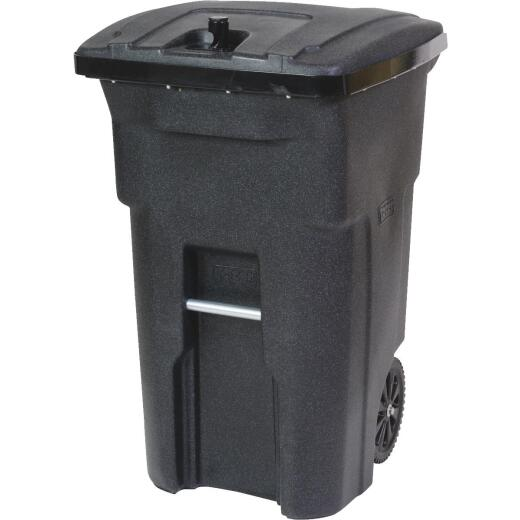 Toter 64 Gal. 2-Wheel Bear Tight Commercial Trash Can