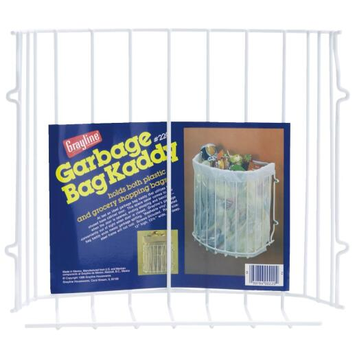 Grayline Garbage Bag Holder