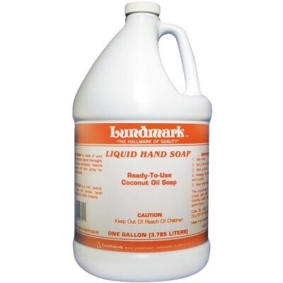 Lundmark Coconut Oil Liquid Hand Soap