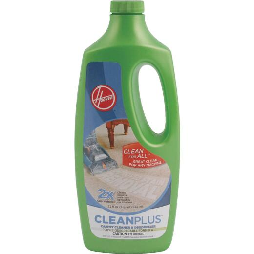 Hoover 32 Oz. 2X CleanPlus Carpet Cleaner & Deodorizer