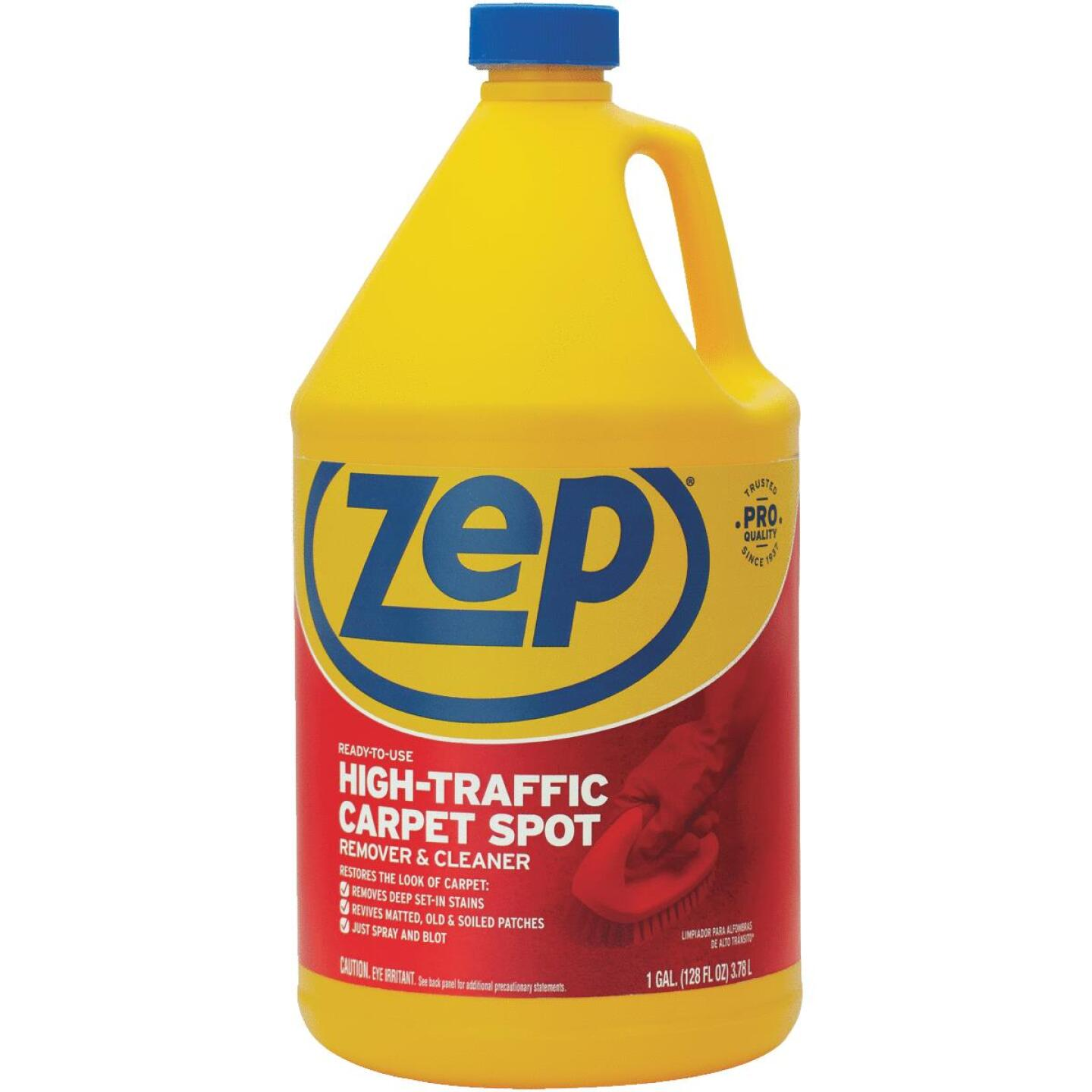 Zep Commercial 1 Gal. High Traffic Carpet Cleaner Image 1