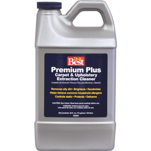 Do it Best 1/2 Gal. Premium Carpet and Upholstery Cleaner
