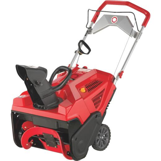 Troy-Bilt Squall 2100 21 In. 208cc Single-Stage Gas Snow Blower