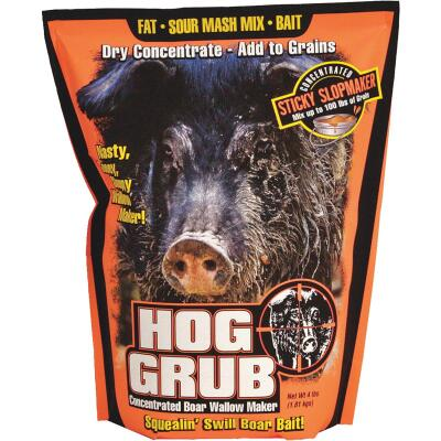 Evolved Habitats Hog Grub 4 Lb. Concentrated Granules Hog Attractant