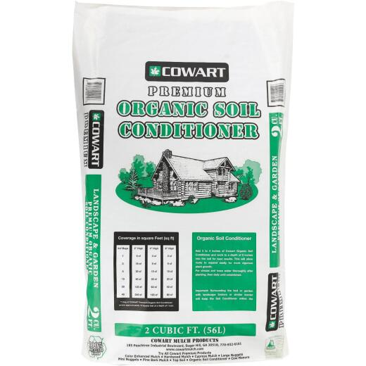 Cowart Sugar Hill 50 Lb. 2 Cu. Ft. Coverage Organic Soil Conditioner