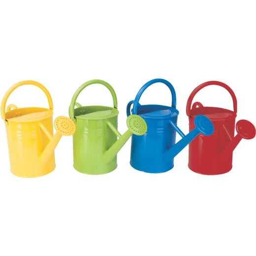 Panacea 2 Gal. Assorted Metal Watering Can
