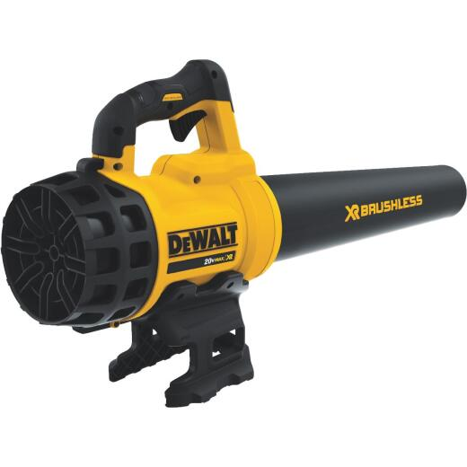 DeWalt MAX XR 90 MPH 20 Volt Lithium-Ion Brushless Cordless Blower (Bare Tool)