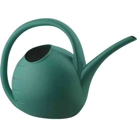 Akro Mills 1 Qt. Green Poly Watering Can