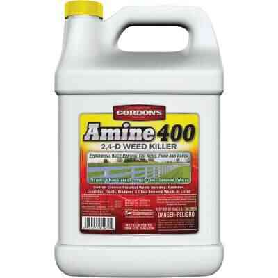 Gordons Amine400 1 Gal. Concentrate Weed Killer