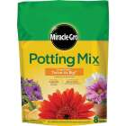Miracle-Gro 8 Qt. 6-1/2 Lb. All Purpose Indoor & Outdoor Plants Potting Soil Image 1