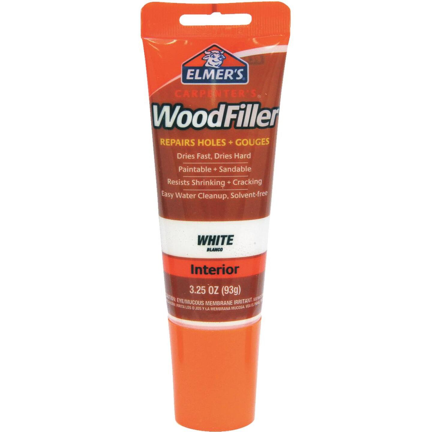 Elmer's Carpenter's White 3.25 Oz. Wood Filler Image 1